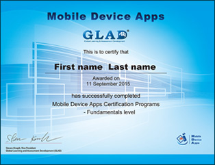 Global Learning and Assessment Development (GLAD)